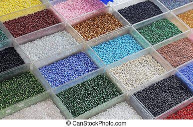 Art and craft beads
