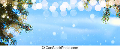 art, arbre, christmas allument