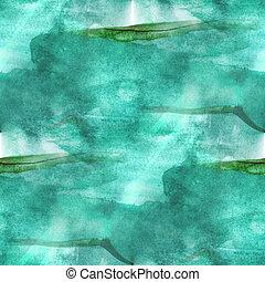art avant-garde blue hand paint background seamless ...