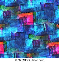 art avant-garde blue, pink hand paint background seamless ...