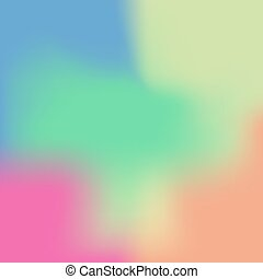 Art blur colorful abstract symmetry vector background. Backdrop for design. EPS 8