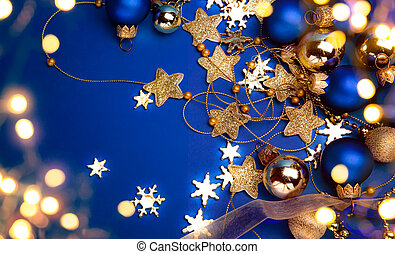 art christmas card background