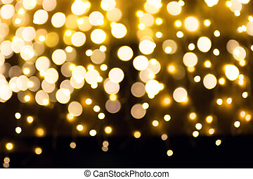 art Christmas holidays light background