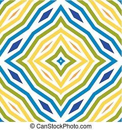 art, coloré, pattern., seamless, fond, ligne