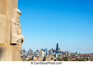 Art Deco and Downtown Chicago