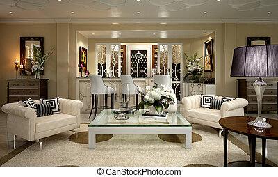 Art Deco Apartment - An art deco apartment