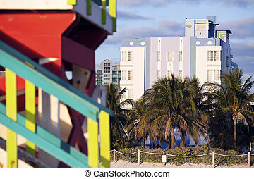 Art Deco architecture of Miami Beach