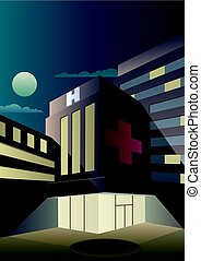 Art Deco Hospital