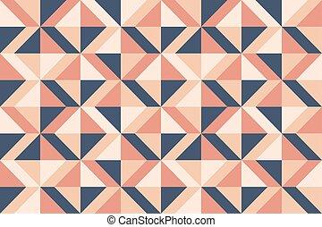 Art deco pattern.