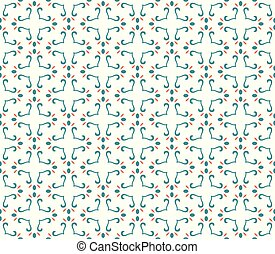 Art deco seamless pattern background, antique stylish ...