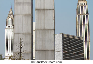 Art Deco skyscraper