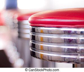Art Deco Style Bar/Dinner Stools