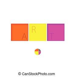 art design color vector