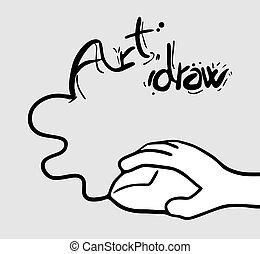Art draw pc
