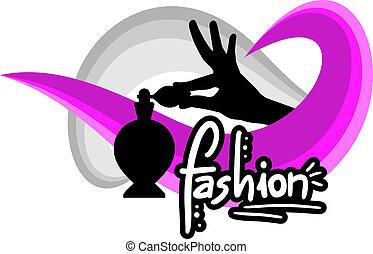 Art fashion perfum