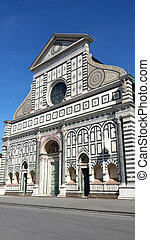 Art history and culture in Florentine churches - Florence - Italy 002