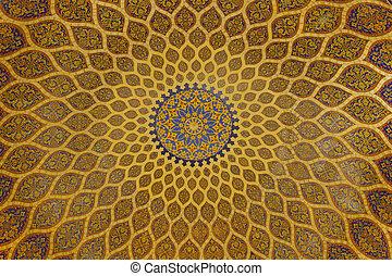 art islamique, dôme