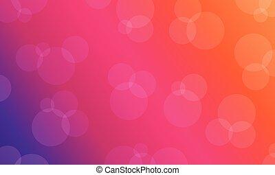 art, lumière colorée, résumé, vecteur, fond