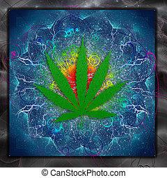 art,  Marijuana