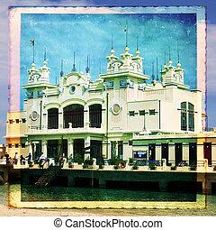 Charleston - Art Nouveau Style building Stabilimento ...