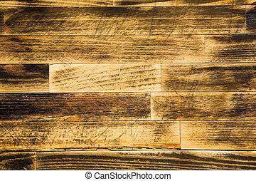 art old wooden background