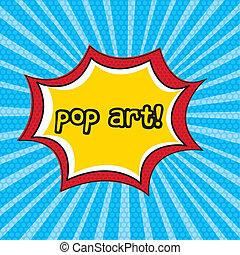 art, pop