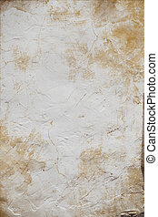 art wall texture for background in brown with white colors...