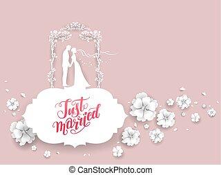 Art wedding love