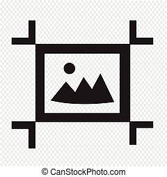 artboard, verktyg, ikon