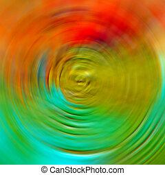 arte abstrata, fundo