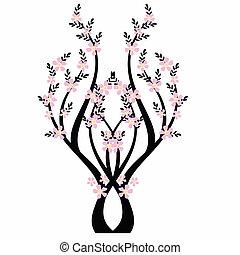 arte, albero