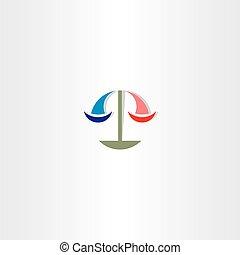 arte, clip, escalas, justicia, señal, abogado, logotipo
