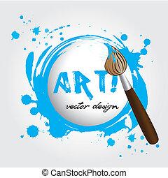 arte, desenho