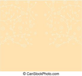 arte floral, plano de fondo