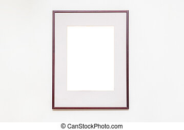 arte, gallery., cornice, clippi, mostra, vuoto, bianco, museo, vuoto