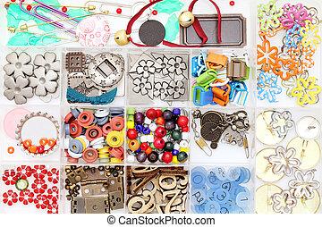 arte, materiales