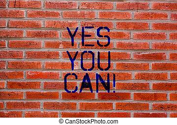 arte, parede, texto, encorajamento, sinal, persuadir,...