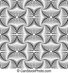 arte, pattern., seamless, op