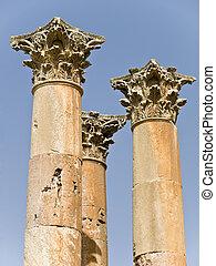 artemis, 寺院, jerash