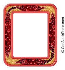 Artery Disease Frame