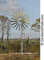 Artesian well/water pump