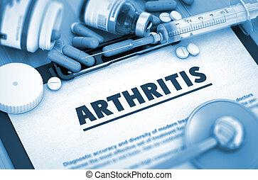 Arthritis. Medical Concept.