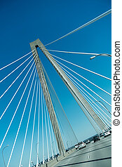 Arthur Ravenel Bridge, Charleston, South Carolina?