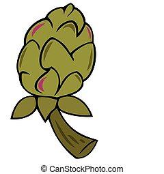 artichoke.