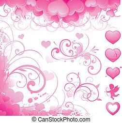 article, jour, valentine