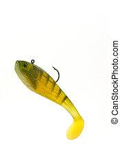 Artificial Bass Lure - An artificialfishing lure resembling ...