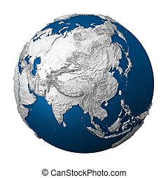 Artificial Earth - Asia