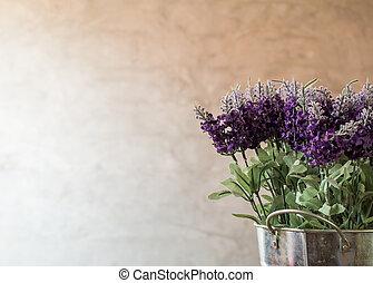 Artificial Flowers.