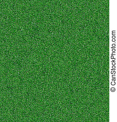 Artificial Grass - A background for indoor sports etc.