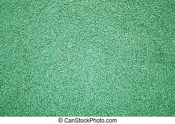 Artificial Green Turf - A green artificial astro turf...